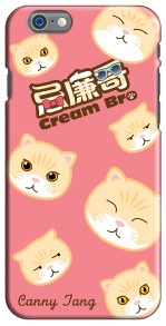 可愛的貓-手機殼