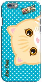 貓與點點-手機殼