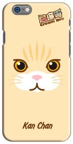 認真的貓-手機殼