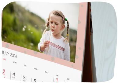 月曆 - 紙質